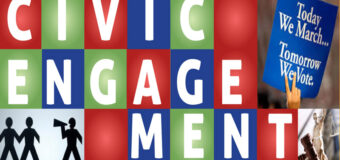 Civic Engagement – Get Involved