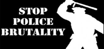 Stop Police Brutality…